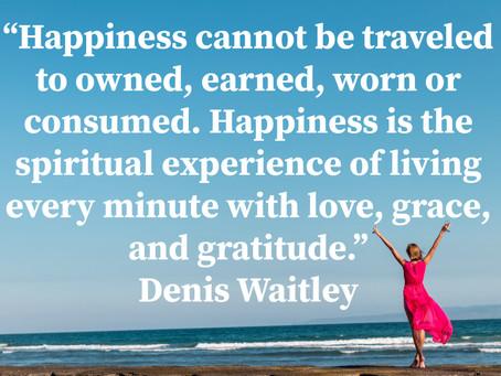 Gratitude in OUR Garden of Life