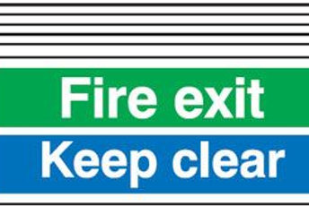 Safety / General / Construction Signs - Safe Condition Multi-Packs