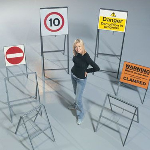 Safety / General / Construction - Stanchions - Single / Double Sided