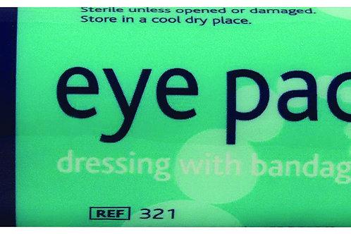 First Aid - Eye Pad Dressings