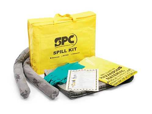 COSHH & Spill Control - Economy Spill Kit