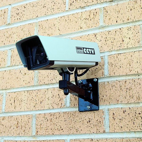 Site Maintenance / Security - Economy Dummy CCTV Camera