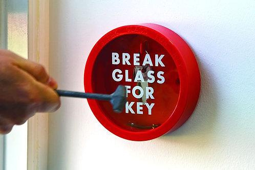 Fire Safety - Break Glass