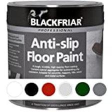Blackfriar Anti-Slip Floor Paint Mid Grey 1L