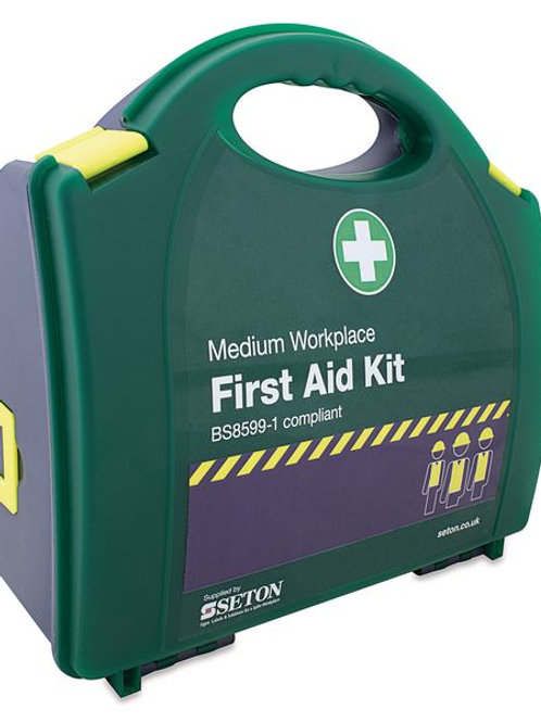 First Aid - British Standard Compliant First Aid Kit