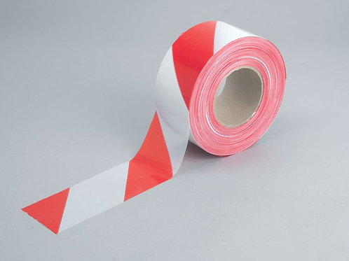 Safety / General / Construction - Economy Barricade Tapes Red / White