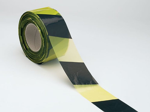 Safety / General / Construction - Economy Barricade Tapes Black / Yellow