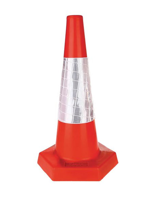 Pedestrian & Traffic Control - Sand Weighted Traffic Cones