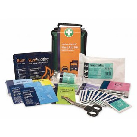 First Aid - British Standard Compliant Motor Vehicle First Aid Kits