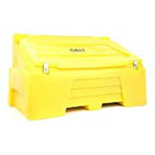 Lockable 400 Litre Grit Bin