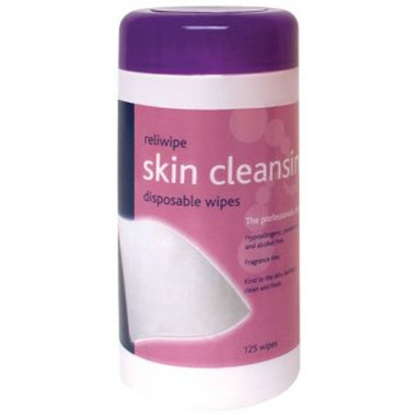 First Aid - Skin Cleansing Wipes