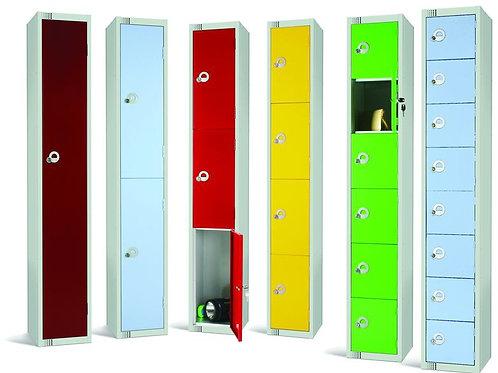Manual Handling - Economy Storage Lockers