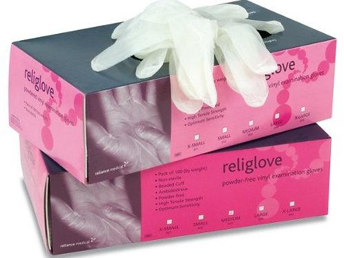 Reliance Medical Religlove Vinyl Powder-free (Medium)…