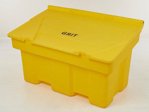 350 Litre Yellow Grit Bin