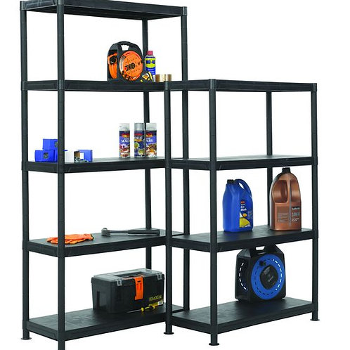 Manual Handling - Plastic Shelving