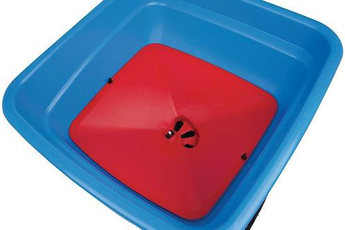 Standard 3-Hole Tray