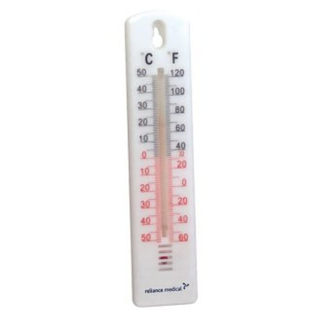 Site Maintenance / Security - Wall-Mount Thermometer