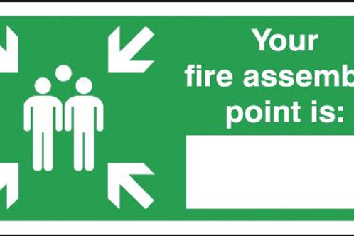 Safety / General / Construction Signs - Assembly Point