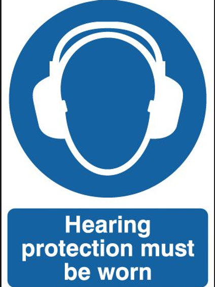 Safety / General / Construction Signs - Hearing Protection