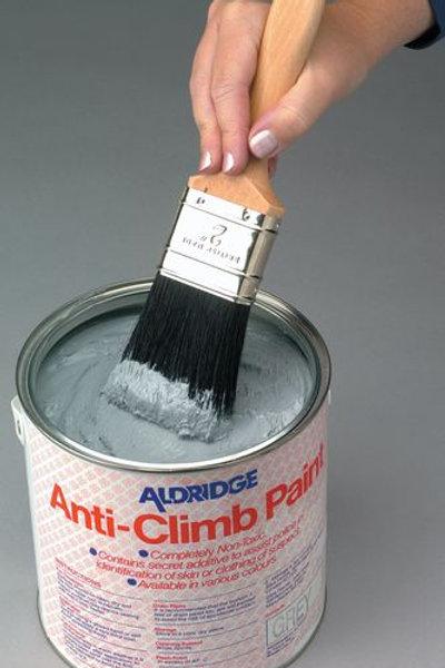 Site Maintenance /  Security - Anti-Climb Paint