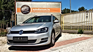 VW GOLF Variant 1.6 TDI Comfortline DSG