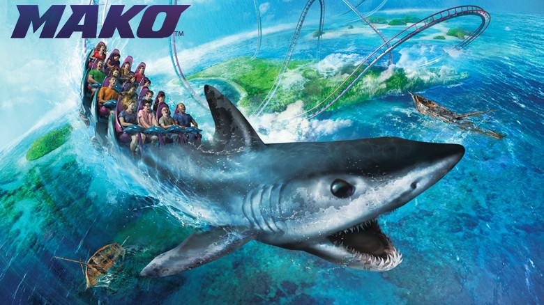 Tem novidade no Sea World – Orlando!