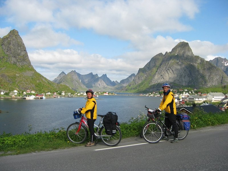 De bike pelo mundo