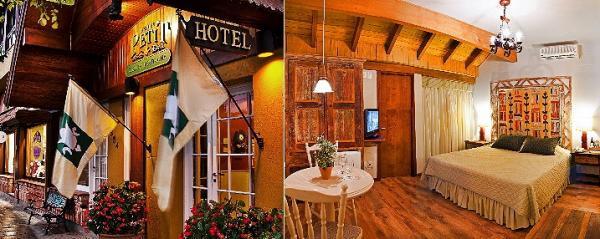 Um pequenino hotel que cabe toda a família!
