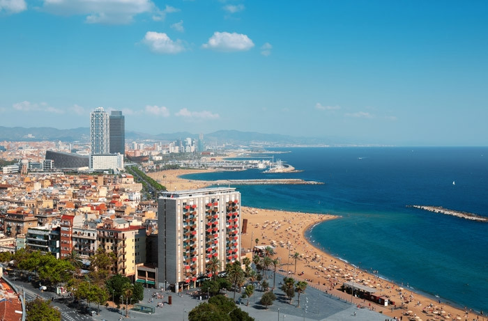 Ahhh Barcelona...
