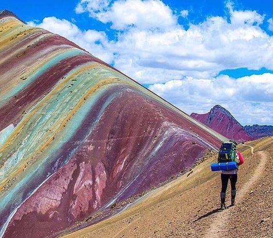 Vinicunca – A montanha colorida!
