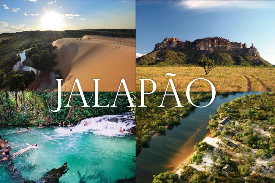 Descubra e conheça o Jalapão!