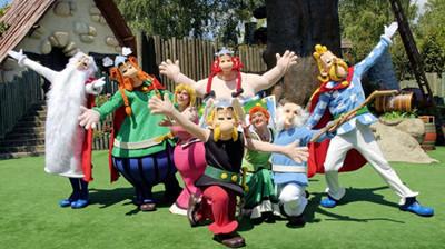 Parque Asterix - França