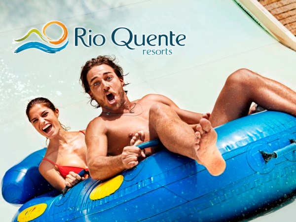 Rio Quente Resorts!