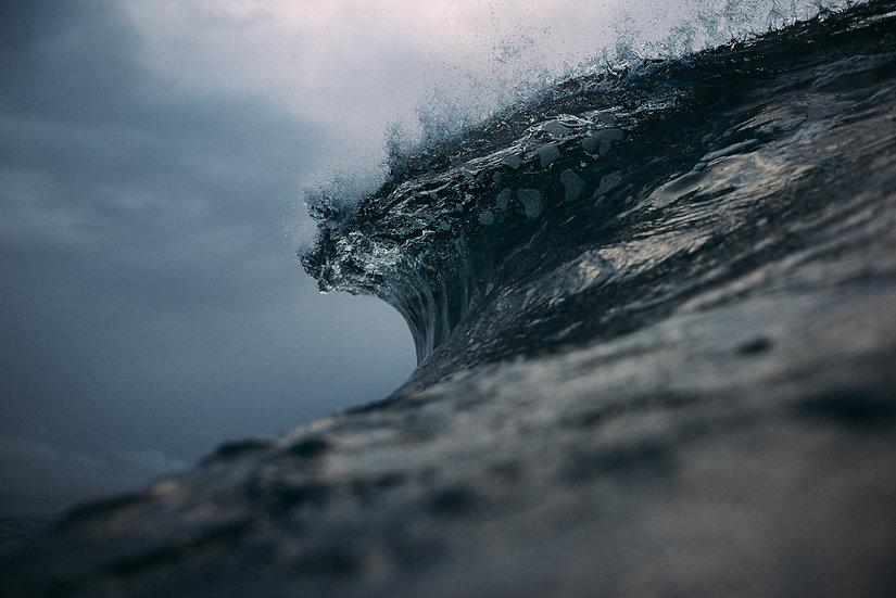Stormy Peak-Canvas