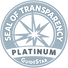 Guidestr platinum seal of transparency