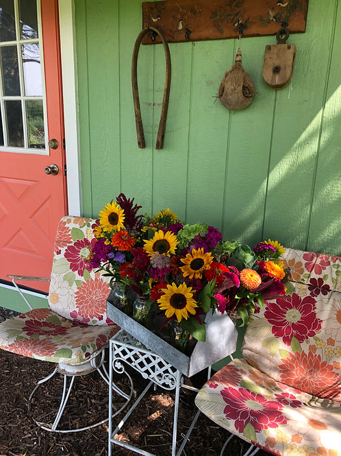 Front Porch Pick Ups