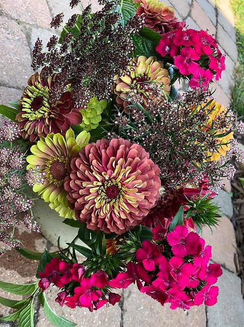 Flower CSA ( May- October 2021)