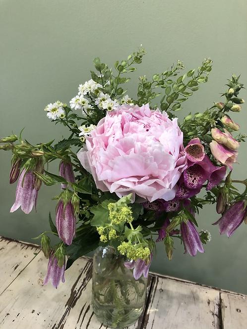 Fragrant pinks