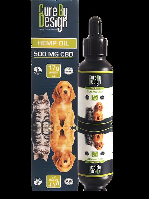 Cure By Design Pet CBD Oil