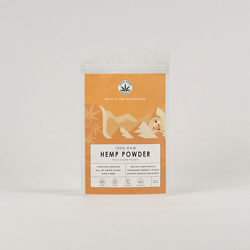 India Hemp Organics Hemp Protein Powder