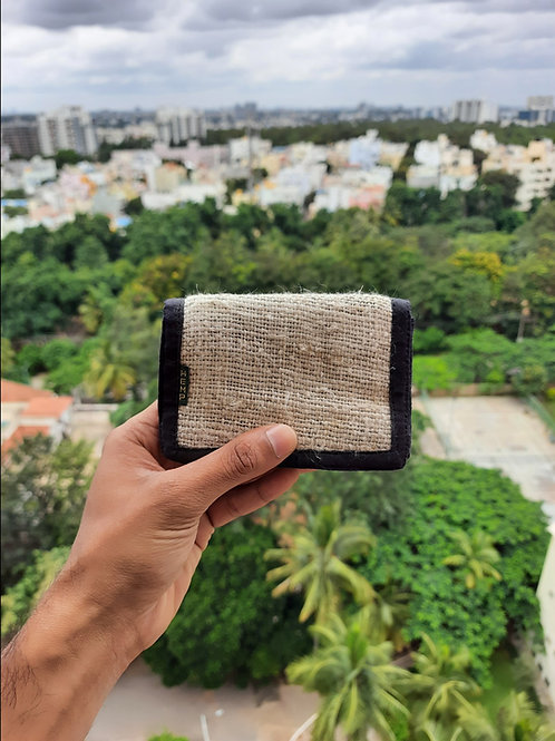 B.E Hemp 100% Hemp Wallets