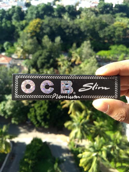 OCB Slim Premium King Size (32 leaves)
