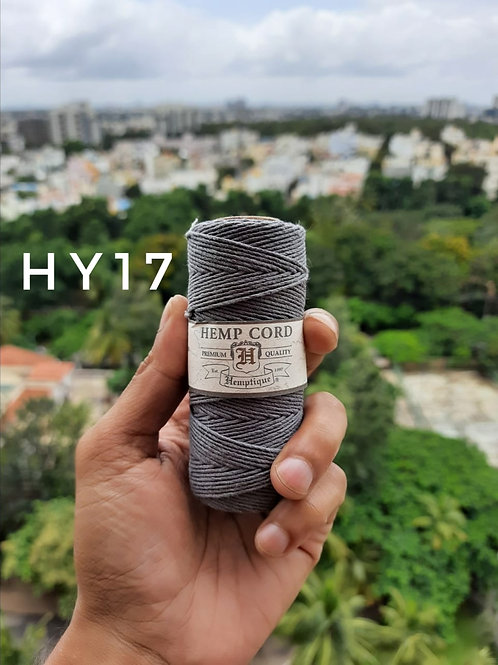 Hemptique 100% Hemp Yarn Solid Colors INDICA SET (62.5m)