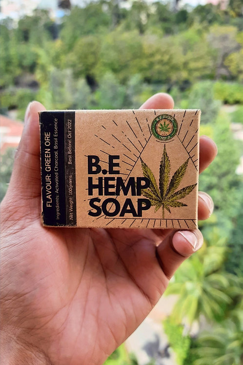 B.E Hemp All Natural Hemp Soaps