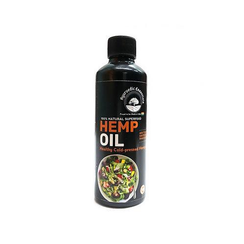 Ayurvedic Essentials Hemp Oil | 200 ML