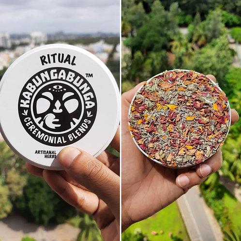 Kabungabunga Ritual Mix x Rolling Paper Combos @ 10% Discount