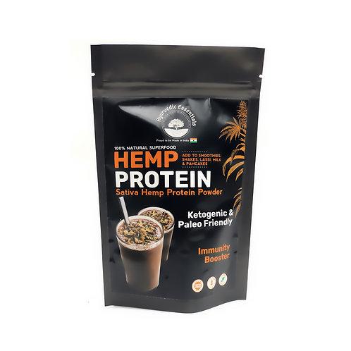 Ayurvedic Essentials Hemp Protein Powder  150 GM