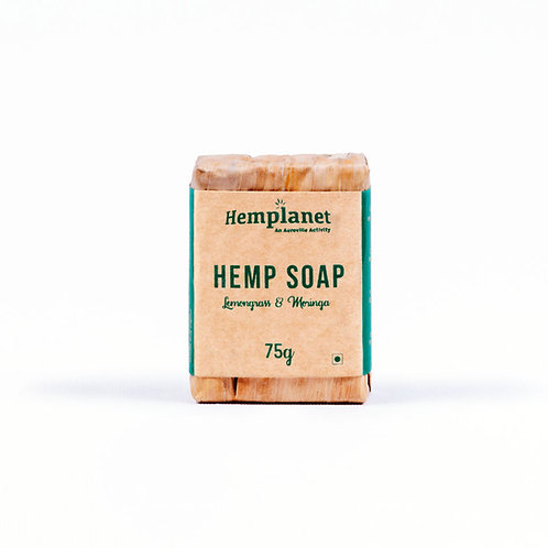 Hemplanet's Hemp Soap (75g)