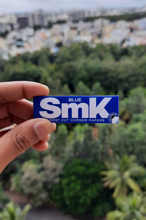 SMK Blue Regular Size