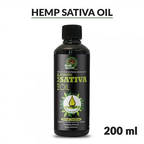 Health Horizons Sativa Oil
